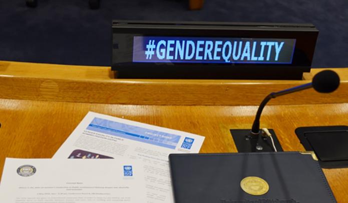 # Gender Equality